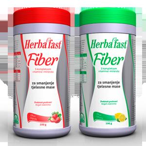 Vlakna za mršavljenje - Herbafast fiber