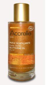 Acorelle Suho ulje sa šljokicama 50 ml