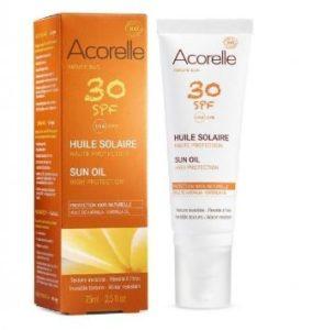 Acorelle Ulje za sunčanje SPF 30 75 ml