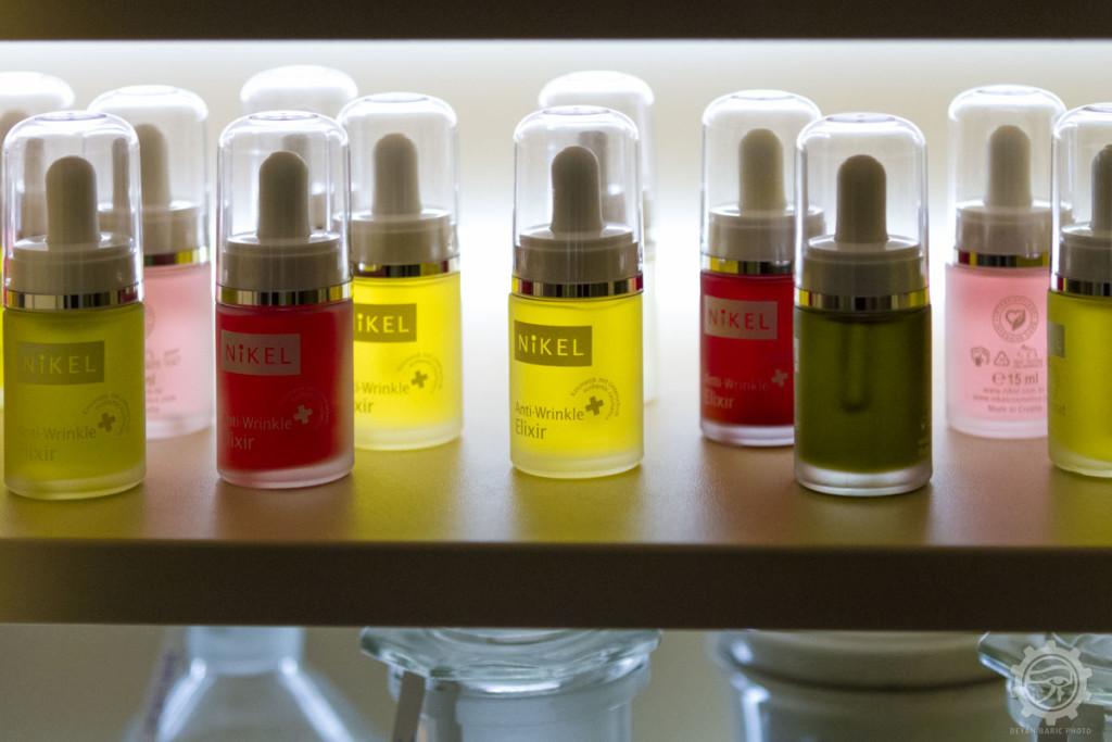 Nikel kozmetika - biljni ekstrakti