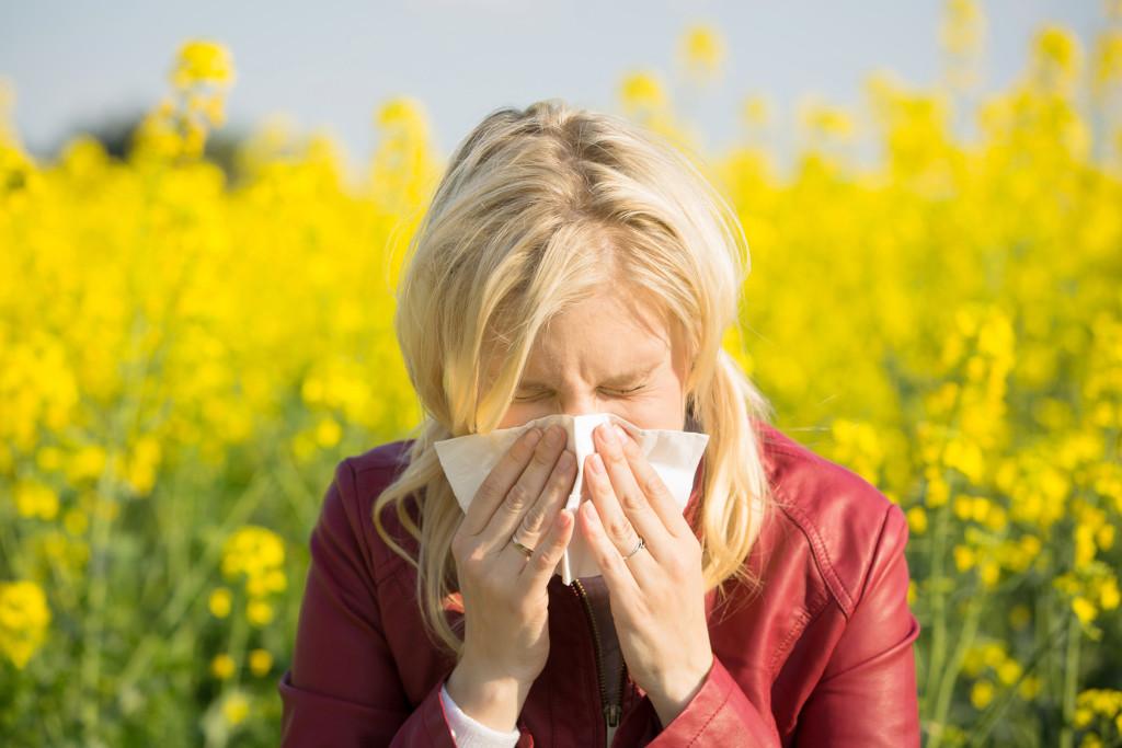 Prirodno liječenje alergije