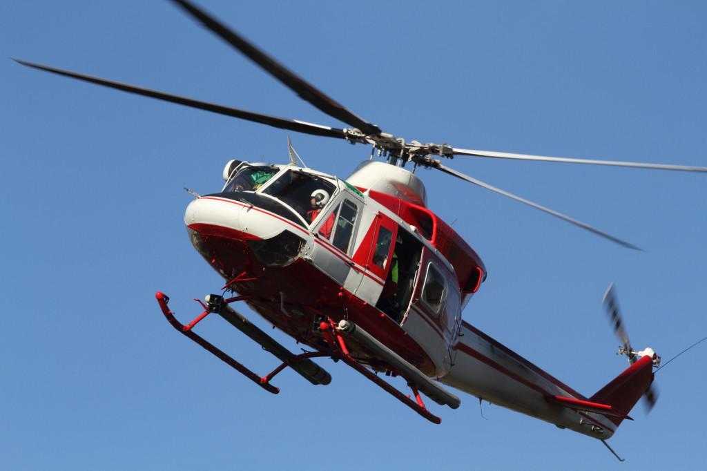 hitna helikopterska pomoć