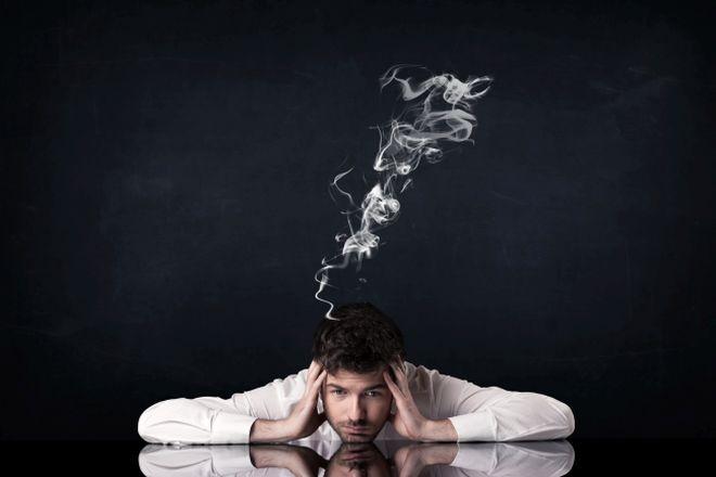 Stres na poslu štetan je koliko i pasivno pušenje
