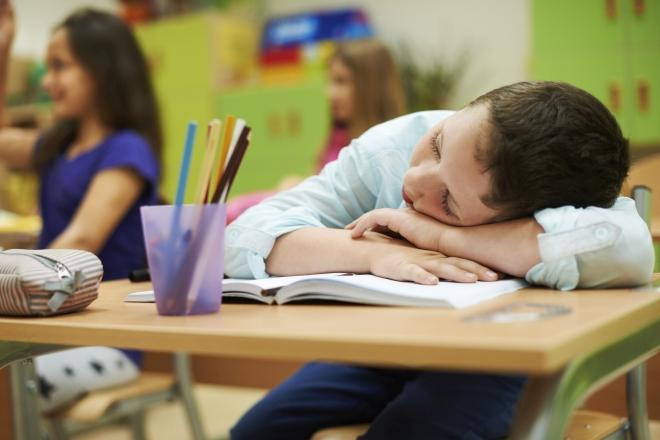 Ustajanje za školu u krivo vrijeme ne pogoduje učenju