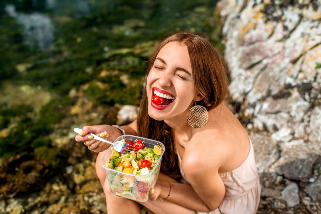 Zona dijeta - uravnoteženi unos svih vrsta namirnica