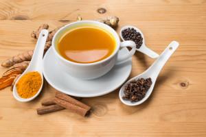 Kurkuma, đumbir i cimet za krepki egzotični čaj