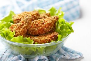 Recepti s chia sjemenkama: piletina u sjemenkama i začinima