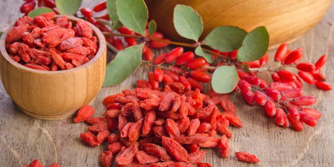 Recepti s goji bobicama - ubacite goji bobice u svoj jelovnik zbog njihovog bogatog  antioksidativnog učinka