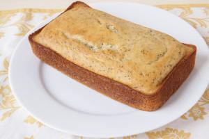 Recepti s chia sjemenkama: Kruh s limunom, makom i chia sjemenkama