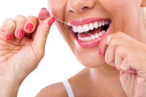 Dental flush