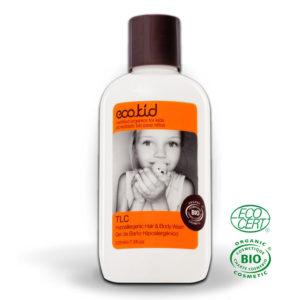 Gel ECO.KID za tuširanje vrhunski je proizvod, pogodan i za kosu i za tijelo.