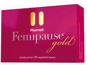 PharmaS Femipause Gold 30 kapsula